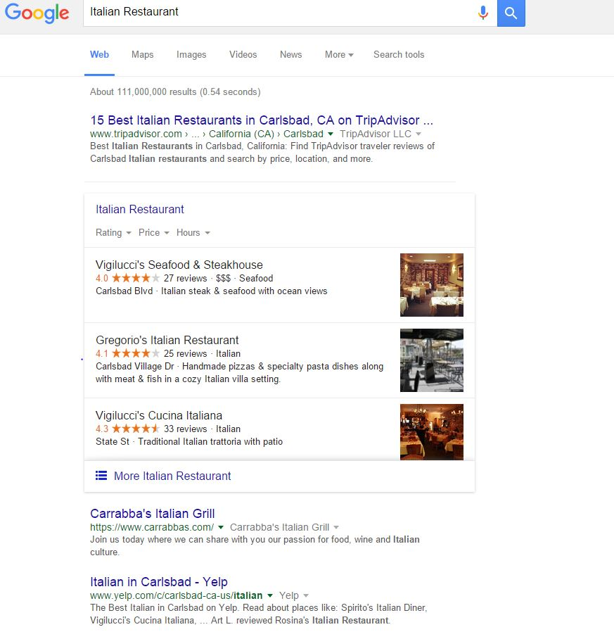 Google SEO Darlington Mktg