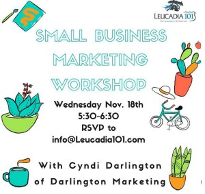 small business social workshop